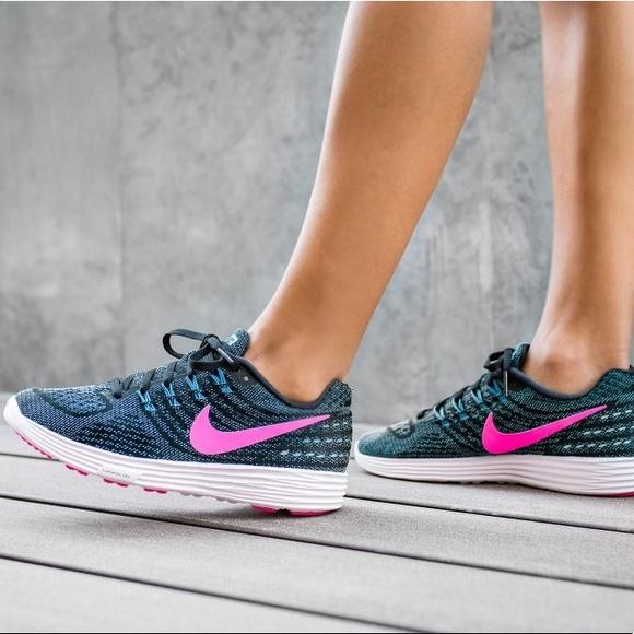 Nike Lunartempo 2 Womens Running Pink